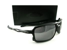 Oakley Triggerman Sunglasses OO9266-01 Matte Black Black Iridium - $129.00