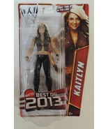 WWE Best of 2013 Diva Kaitlyn wrestling figure WWF TNA - New - $18.50