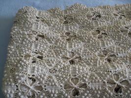 Antique Popcorn Stitch Bedspread - $225.00