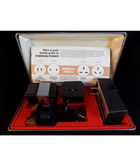 DYNAMIC INSTRUMENTS Foreign Travel power converter kit FC-16 - $9.89