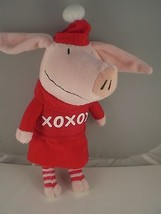 """Olivia Pig  11"""" Plush with Skirt and Sweater 2011 by Spin Master - $8.61"""