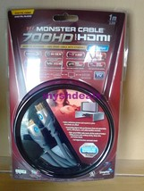 Monster Cable 700 Hd High Speed Hdmi(R) Cables With Ethernet - $29.95