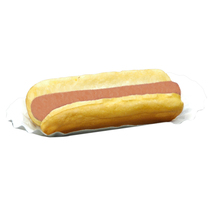 Benchmark 500 Fluted Hotdog Trays 1313-68004 - $28.94