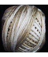 Wheat Husk (0154) Silk Floss 100% silk 23yd ball cross stitch Valdani  - $5.50