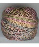 Vintage Pastel (0520) Silk Floss 100% silk 23yd... - $5.50