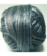 Teal Smoke (P009) Silk Floss 100% silk 23yd bal... - $5.50