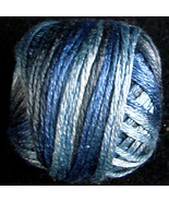 Sea Deep (0537) Silk Floss 100% silk 23yd ball ... - $5.50