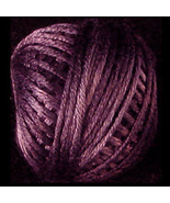 Rich Plum (086) Silk Floss 100% silk 23yd ball ... - $5.50