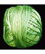 Morning Grass (0560) Silk Floss 100% silk 23yd ... - $5.50