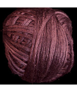 Melancholic Purple (H210) Silk Floss 100% silk ... - $5.50