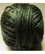 Forest Greens (039) Silk Floss 100% silk 23yd ball cross stitch Valdani  - $5.50