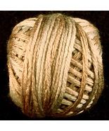 Copper Smoke (S206) Silk Floss 100% silk 23yd ball cross stitch Valdani  - $5.50