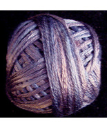 Blue Lavender (S208) Silk Floss 100% silk 23yd ball cross stitch Valdani  - $5.50