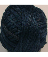 Black Sea (0511) Silk Floss 100% silk 23yd ball cross stitch Valdani  - $5.50