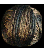 Black Bark (S012) Silk Floss 100% silk 23yd ball cross stitch Valdani  - $5.50