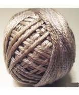 Aged White (P003) Silk Floss 100% silk 23yd ball cross stitch Valdani  - $5.50