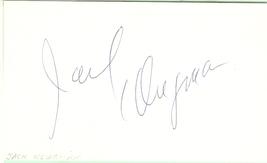 Jack Klugman (1922-2012) The Odd Couple, 12 Angry Men, Quincy M. E., aut... - $20.00