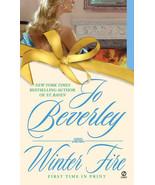 WINTER FIRE (a Mallorens novel) by Jo Beverley 2003 - $3.95