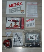 Met-Rx 180 TRANSFORMATION KIT Guides, Journal, Ball with Pump, Band, 12... - $23.52