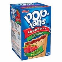 Kellogg's Pop Tarts Unfrosted Strawberry Toaste... - $10.29
