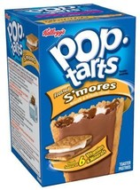 Kellogg's Pop Tarts Frosted Smores Toaster Past... - $10.29