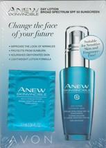 AVON Skinvincible Sample pack of 5 ~ Multi-Shield Lotion SPF 50 Sunscreen - $5.45