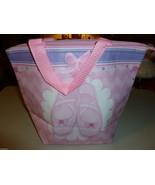 TRI-COASTAL DESIGN PINK BALLERINA SHOES INSULAT... - $13.99