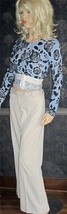NWT Ann Taylor Loft $80 Champagne Beige Lined Dress Pants 8 - $38.00