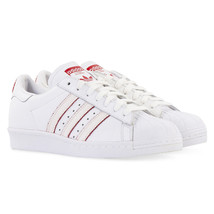 Adidas Originals Superstar 80's CNY DB2569 White/Scarlet Chinese New Yea... - $109.95