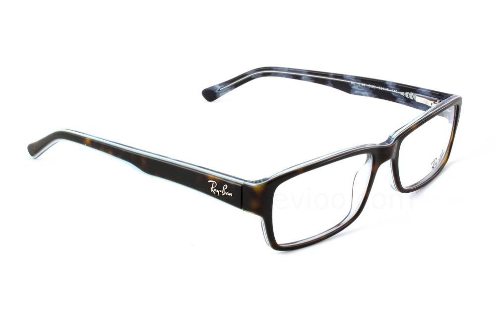 90357458ea Ray-Ban RX5169 5023 Tortoise Blue Eyeglass and 24 similar items