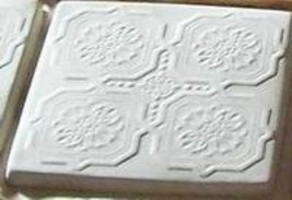 "Victorian Tile Molds (6) 6x12"" Make 100s Concrete Wall, Floor Tile @ $.15 Each image 2"