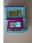Pixel Chix Pool House Doll Electronic Game Turquoise with Purple - $84.95
