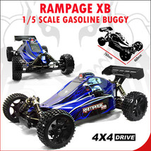 REDCAT RACING RAMPAGE XB 1/5 SCALE GASOLINE 4X4 DUNE BUGGY NEW FREE SHIP... - $529.99