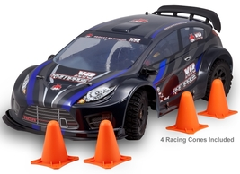 REDCAT RACING RAMPAGE XR 1/5 SCALE 4X4 GASOLINE POWERED RALLY CAR NEW FR... - $549.99