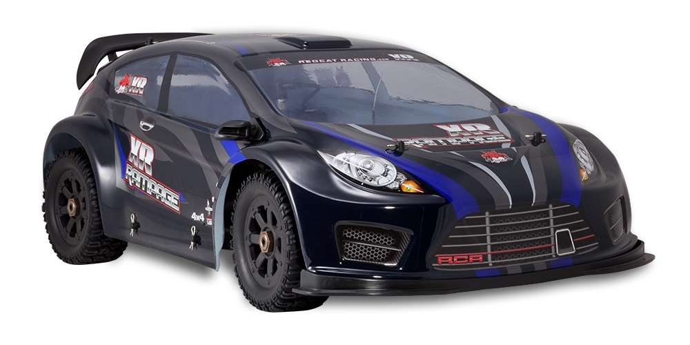 REDCAT RACING RAMPAGE XR 1/5 SCALE 4X4 GASOLINE POWERED RALLY CAR NEW FREE SHIP