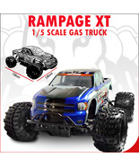 REDCAT RACING RAMPAGE XT 1/5 SCALE GASOLINE 4X4 MONSTER TRUCK NEW FREE S... - $579.99