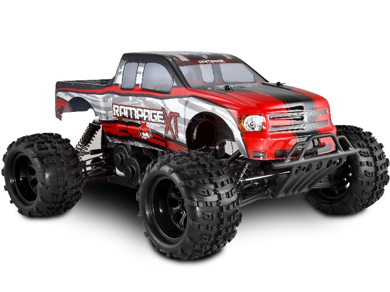 REDCAT RACING RAMPAGE XT 1/5 SCALE GASOLINE 4X4 MONSTER TRUCK NEW FREE SHIPPING