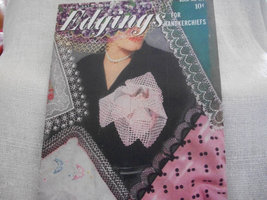 Edgings For Handkerchiefs - $10.00