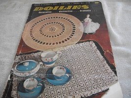 Doilies: Coats & Clark's Book No. 319 - $6.00
