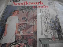 McCall's Needlework & Crafts Spring-Summer 1963 - $12.00
