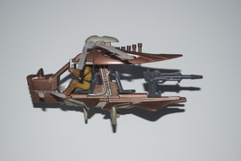 Chewbacca Die Cast Helicopter Vehicle Star Wars 2005 - $14.95