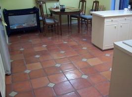 """Slate Texture Tile Molds (6) Make 100s 12"""" Dot Cut Concrete Floor Tile $0.30 EA image 4"""