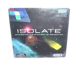 ISOLATE Board Game Experience the Strategy of Separation NEW 2003 Educat... - $24.96