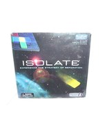 ISOLATE Board Game Experience the Strategy of Separation from 2003 Educa... - $19.96