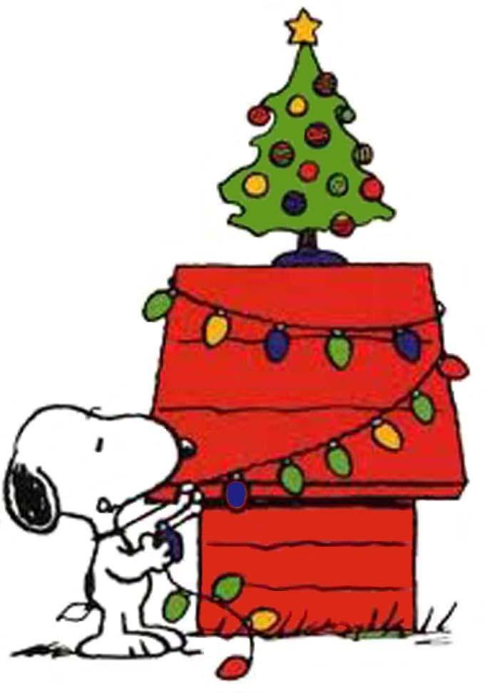 Snoopy christmas cross stitch pattern