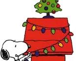 Snoopy christmas cross stitch pattern thumb155 crop