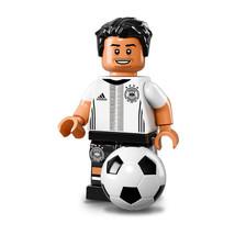 Nouveau Lego mini figurine S Maillot (Allemand FOOT ) séries 71014 - MESUT ÖZIL - $11.03