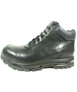 Nike Air Max Goadome ACG Mens Boots Hiking Outdoors Leather Black Brown ... - $116.99+