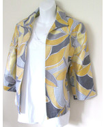Alfred Dunner Size 8P Jacket Blazer Open Front ... - $24.00