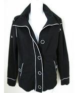 Jones New York Signature Size S Knit Jacket Bla... - $24.00